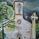 The Island Church, Sark by Martin Williamson (©cobbybrook)
