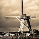 Windmill by Alexander Kok