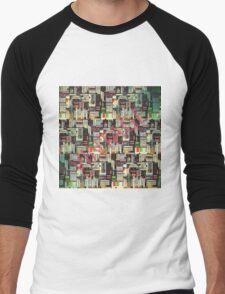 vintage  2 Men's Baseball ¾ T-Shirt