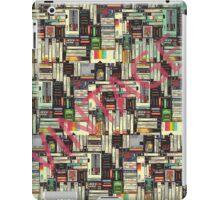 vintage  2 iPad Case/Skin