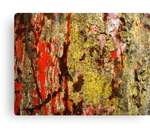 Uncontained - I Canvas Print