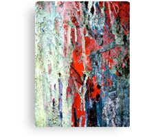 Uncontained - III Canvas Print