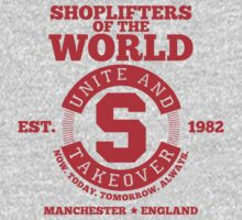 Shoplifters of the World Unite by HachFidelity
