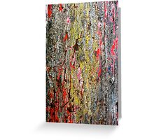 Uncontained - IV Greeting Card