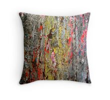 Uncontained - IV Throw Pillow