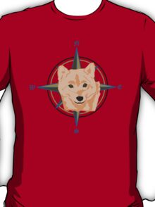 Dog Compass T-Shirt