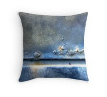Moonlit Sea Throw Pillow