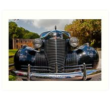1940 Cadillac Fleetwood  Art Print