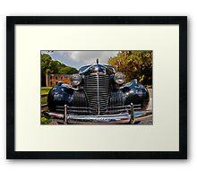 1940 Cadillac Fleetwood  Framed Print