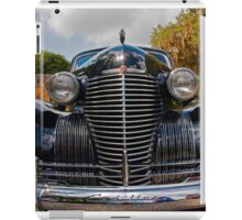 1940 Cadillac Fleetwood  iPad Case/Skin
