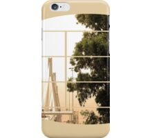 man and nature iPhone Case/Skin