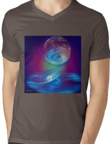 Shine On You Crazy Diamond-  Art + Products Design  Mens V-Neck T-Shirt