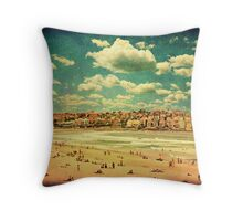 *Oh Bondi!* Throw Pillow