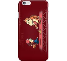 Tricky Kong iPhone Case/Skin