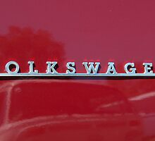 Volkswagen The Badge by Clintpix