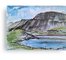 Llyn Cregennan and Cadair Idris, Wales Metal Print