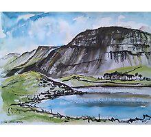 Llyn Cregennan and Cadair Idris, Wales Photographic Print