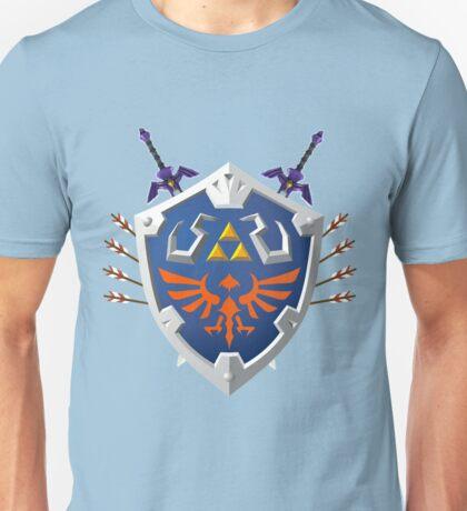 Strenght of the Hero Unisex T-Shirt
