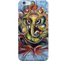 Ganesha iPhone Case/Skin