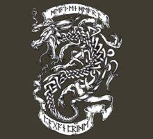 Old Pride Dragon by Skandihooligan