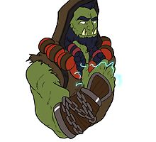 Thrall by sulleywulleyboo