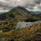 Haystacks Summit  by Stewart Laker
