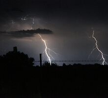 Lightning storm on Friday the 13th part 4 by agenttomcat