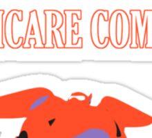 your personal healthcare companion Sticker