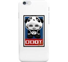 Gadget Dragon House O'bot 1.0 iPhone Case/Skin