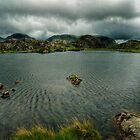 Innominate Tarn by Stewart Laker