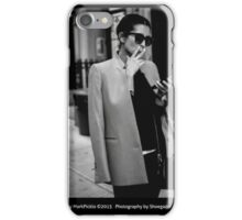 FASHION AT THE CROSSWALK iPhone Case/Skin