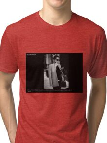 FASHION AT THE CROSSWALK Tri-blend T-Shirt