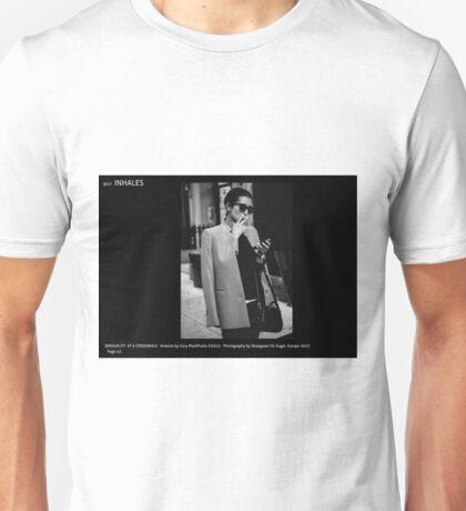 FASHION AT THE CROSSWALK Unisex T-Shirt