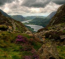 Green Crag  by Stewart Laker