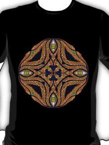 DMT Emblem by Salvia Droid T-Shirt