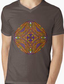 DMT Emblem by Salvia Droid Mens V-Neck T-Shirt