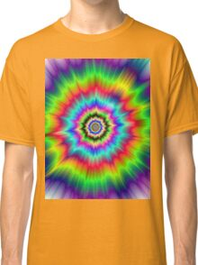 Psychedelic Explosion Classic T-Shirt