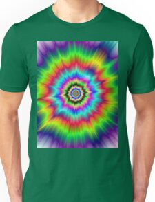 Psychedelic Explosion Unisex T-Shirt