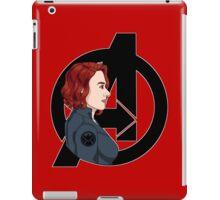 The Avengers: Black Widow iPad Case/Skin