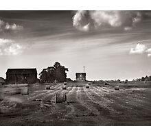 Little House on the Prairie Photographic Print