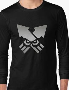Splatoon Inspired: Battle Lobby Entrance Long Sleeve T-Shirt