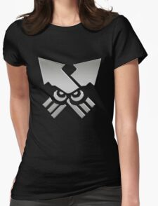 Splatoon Inspired: Battle Lobby Entrance Womens Fitted T-Shirt