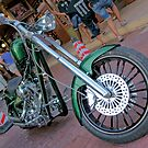 Green Chopper by Mark Kopczewski