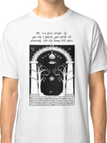 Door to moria Classic T-Shirt