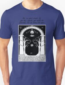 Door to moria Unisex T-Shirt
