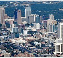 Midtown Atlanta, GA by timsmith2001