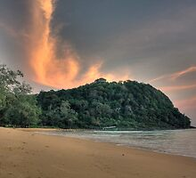 Lazy Beach, Lazy Sky by SBJC