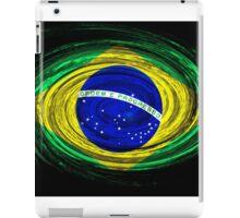 Brazil Twirl iPad Case/Skin