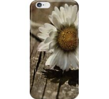 And summer came ... in a single flower. iPhone Case/Skin