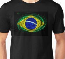 Brazil Twirl Unisex T-Shirt
